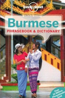 Burmese , rozmówki, Lonely Planet
