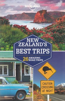 New Zealand's Best Trips, przewodnik, Lonely Planet