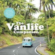 The Vanlife Companion, poradnik, Lonely Planet