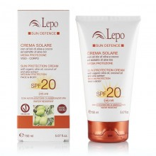 Solare SPF 20 krem do opalania - 150 ml, Lepo