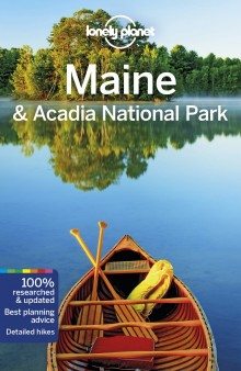 Maine & Acadia National Park, przewodnik Lonely Planet