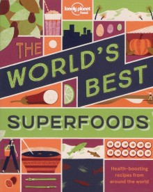 The World's Best Superfoods, przewodnik, Lonely Planet