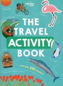 The Travel Activity Book, książka, Lonely Planet