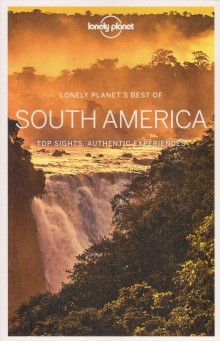South America, przewodnik, Lonely Planet