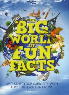 The Big World of Fun Facts, przewodnik, Lonely Planet