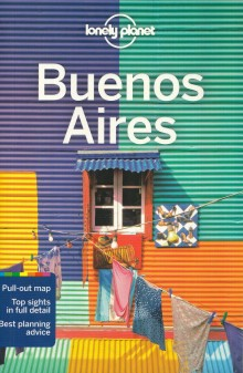 Buenos Aires, przewodnik, Lonely Planet