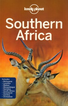 Southern Africa, przewodnik, Lonely Planet