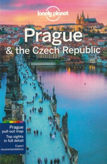 Prague & the Czech Republic, przewodnik, Lonely Planet