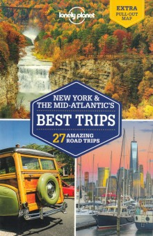 New York & Mid-Atlantic's, przewodnik, Lonely Planet