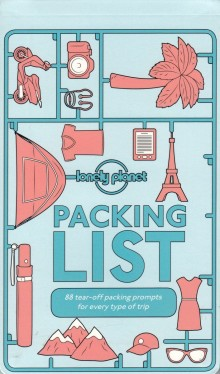 Packing List, poradnik, Lonely Planet