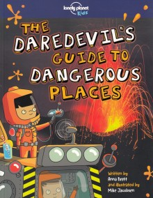 The Daredevil's Guide to Dangerous Places, przewodnik, Lonely Planet