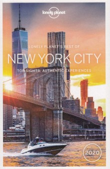 New York City, przewodnik, Lonely Planet