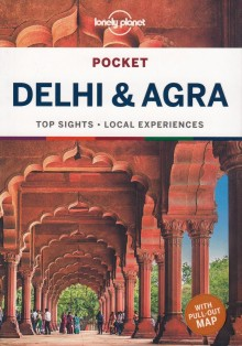 Delhi and Agra, przewodnik,Lonely Planet