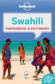 Swahili , rozmówki, Lonely Planet