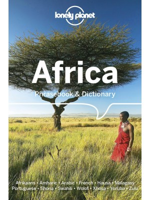 Africa, rozmówki, Lonely planet