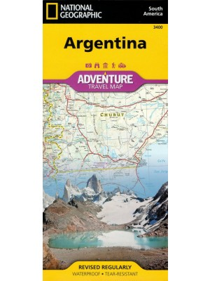 Argentina, 2 300 000, National Geographic