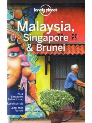 Malaysia, Singapore and Brunei, prewodnik, Lonely Planet