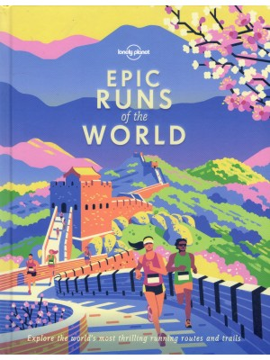 Epic Runs of the World, książka, Lonely Planet