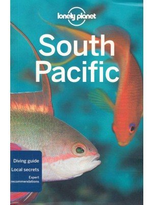 South Pacific, przewodnik, Lonely Planet