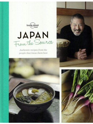 From the Source - Japan, poradnik, Lonely Planet