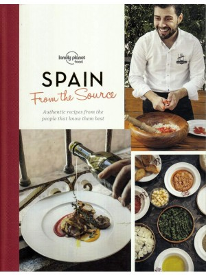 From the Source - Spain, poradnik, Lonely Planet