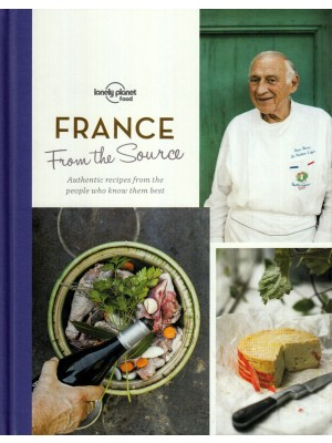 From the Source - France, poradnik, Lonely Planet