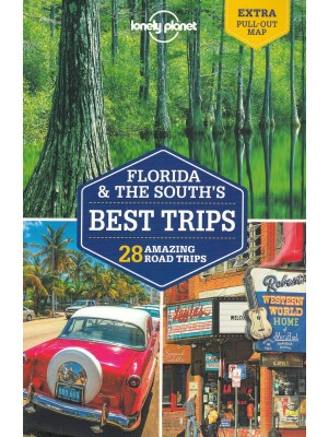 Florida & the South's, przewodnik, Lonely Planet