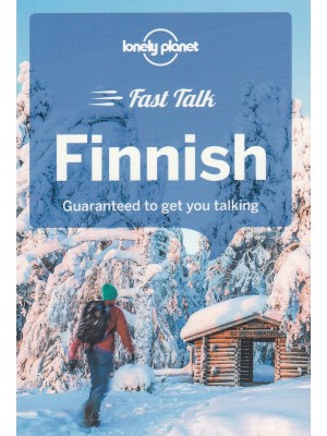 Finnish, rozmówki, Lonely Planet