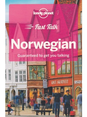 Norwegian, rozmówki, Lonely Planet
