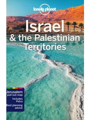 Israel & the Palestinian Territories, przewodnik, Lonely Planet