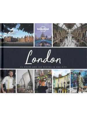 PhotoCity London, album, Lonely Planet