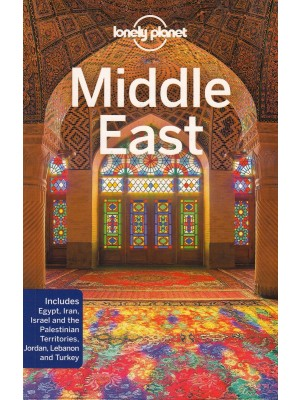 Middle East, przewodnik, Lonely Planet