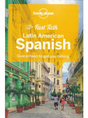 Latin American Spanish, rozmówki, Lonely Planet