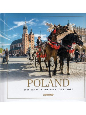Poland. 1000 Years in the Heart of Europe, album, Expressmap