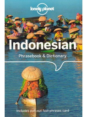 Indonesian, rozmówki, Lonely Planet