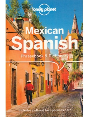 Mexican Spanish, rozmówki, Lonely Planet
