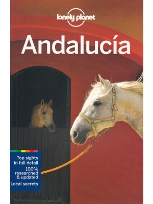 Andalucia, przewodnik, Lonely Planet