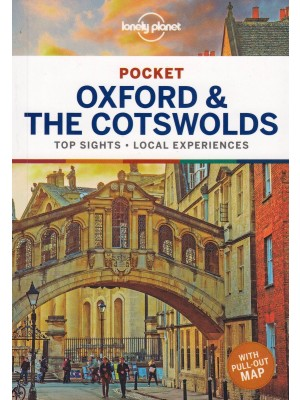 Oxford & the Cotswold, przewodnik, Lonely Planet
