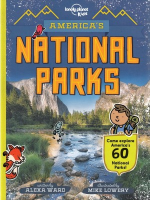 America's National Parks, album, Lonely Planet