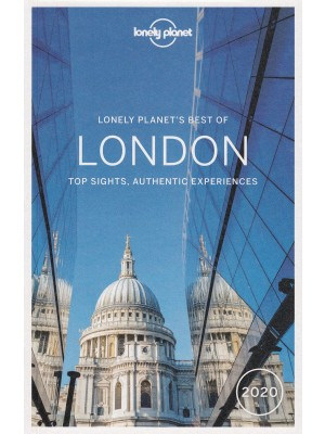 London, przewodnik, Lonely Planet