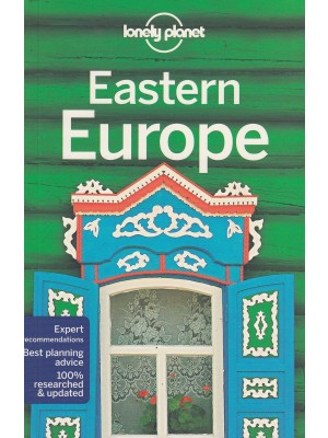 Eastern Europe, przewodnik, Lonely Planet