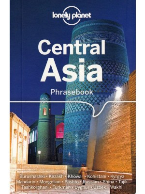 Central Asia, rozmówki, Lonely Planet
