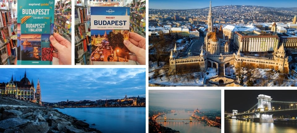 City break w Budapeszcie