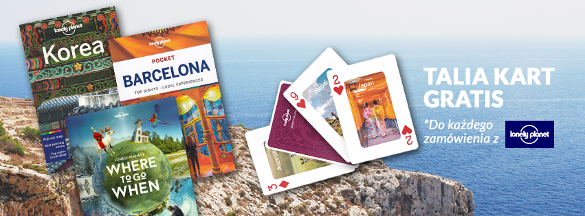 Promocja Lonely Planet